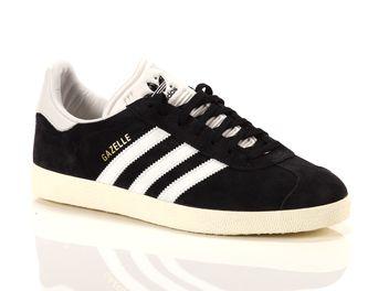 adidas gazelle negra