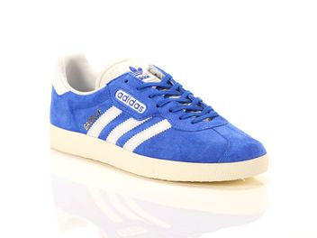 the best attitude d7dba efb2c Adidas Gazelle Super azul big