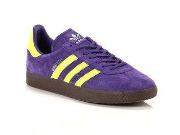 adidas gazelle violeta