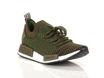 c2182daae21 Adidas NMD R1 Verde Hombre CQ2389