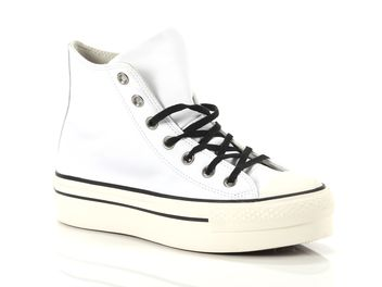 converse all star ox platform canvas ltd gris