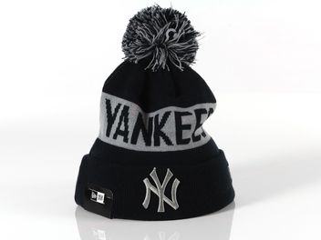 New Era Team Tonal Knit New York Yankees Official Team Colour Negro ... 31c635406e43